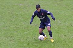 Stoke City FC V Arsenal 62