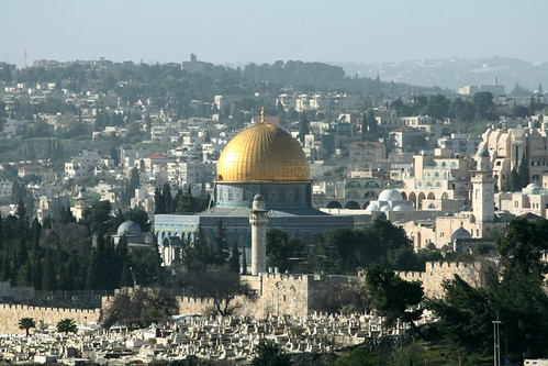 Temple Mount/Dome of the Rock, Jerusalem