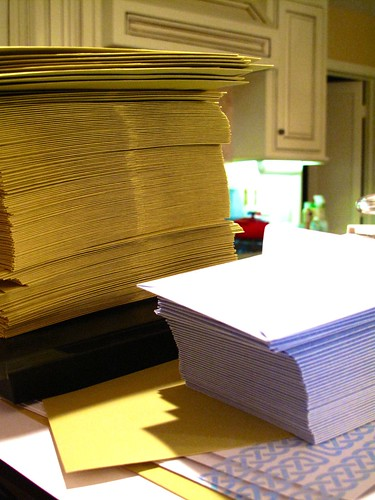 Stack o' Envelopes