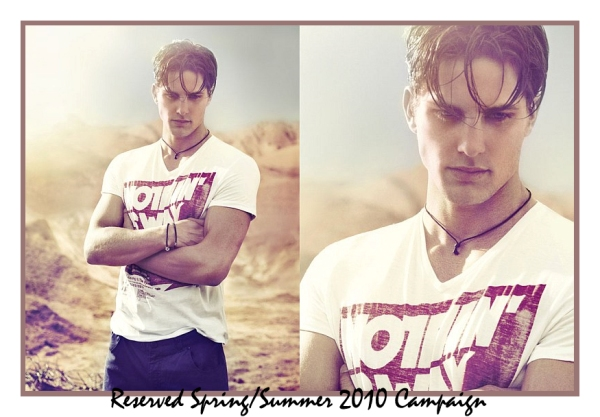 Reserved Spring-Summer 2010 Campaign 7