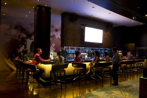 Marriott Hotel Velocity Bar