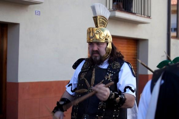 Manaies a Amer. Armats de Mataró.