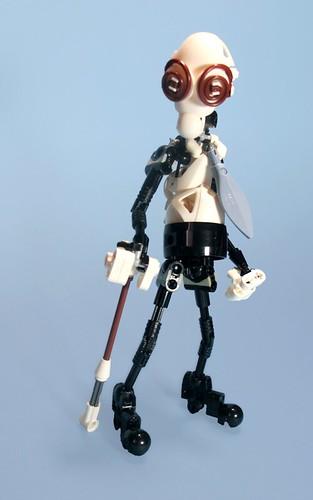 Lego Bionicle Old Men