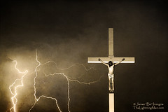 Lord have Mercy - Crucifixion of Jesus-Sepia
