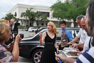 Actress Patricia Clarkson, Sarasota Film Festival April 17, 2010