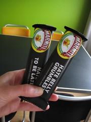 Marmite Cereal Bars!