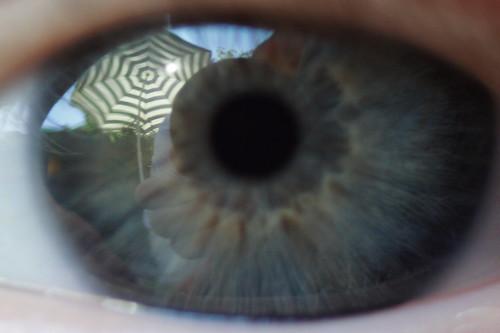 Eye / reflection