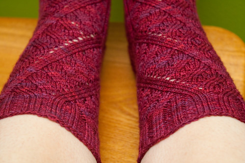 Maelstrom Socks (Legs)