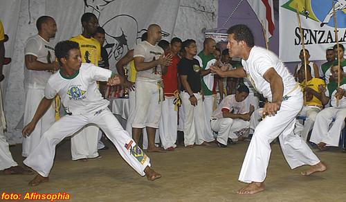 Capoeira Senzala Negra 26 por você.