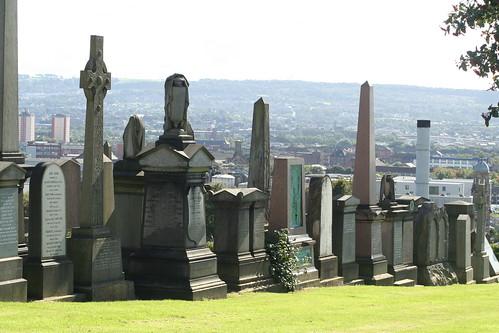 20090920 Glasgow 10 Glasgow Necropolis 70 Glasgow View