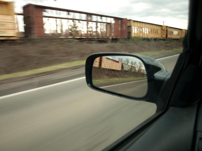 Train, Driving