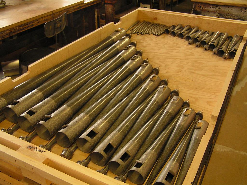 Pipes, Austin Organs