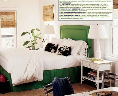 Kleinhelter bedroom Cottage Living
