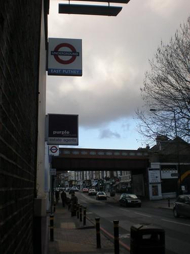East Putney Station