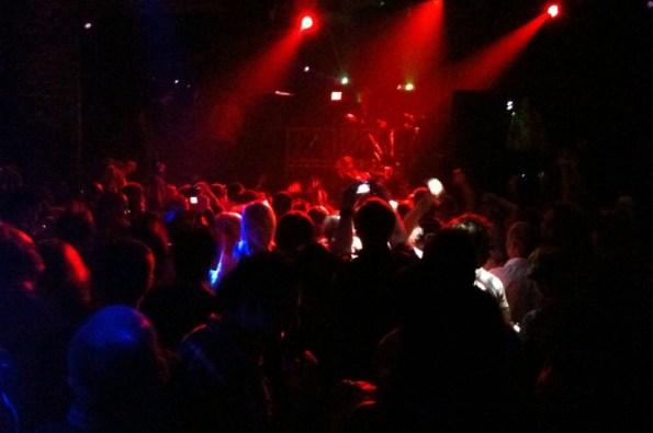 Paul Oakenfold at Club Firestone