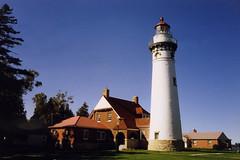 Seul Choix Pointe Lighthouse