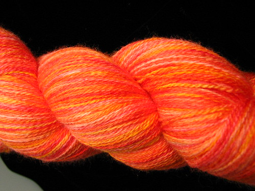 Fiery - Zephyr Lace Yarn