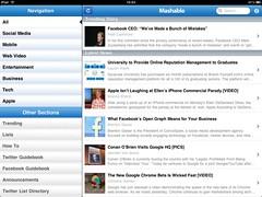 ipad app tips