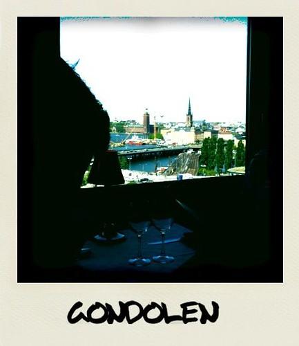 Lunch at Gondolen