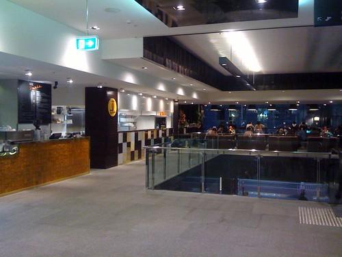 Caffe Dante, Sydney CBD