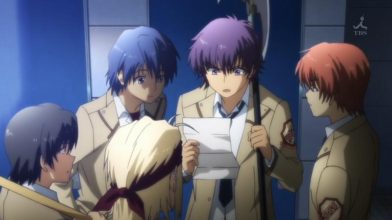 Angel Beats! Episode 10 - 18