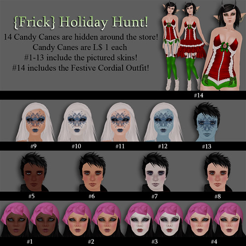 Frick - Holiday Hunt