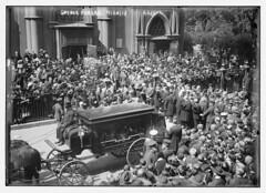 Gaynor funeral (LOC)