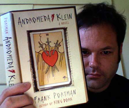 Frank Portman and Andromeda Klein