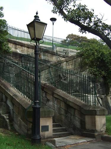 Argyle Street steps