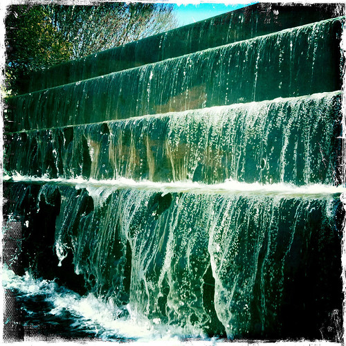FDR Memorial - Taken With An iPhone