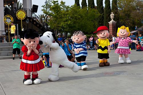 Peanuts in Santa Clara