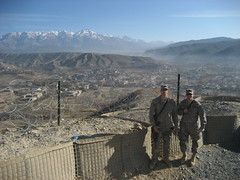 View of the Hindu Kush