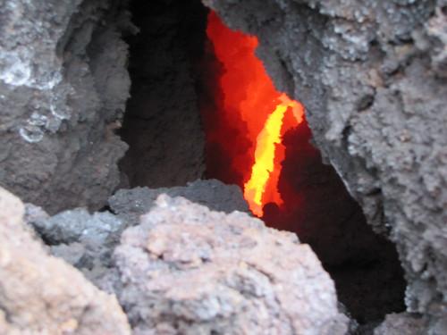 Excursion au volcan du glacier Eyjafjallajokull