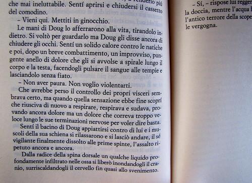 Adam Haslett, Union Atlantic, Einaudi sl 2010, progetto grafico di Riccardo Falcinelli; p. 262 (part.)