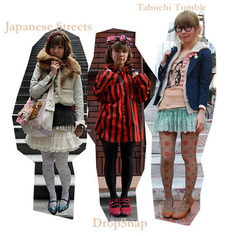 Street fashion May collage