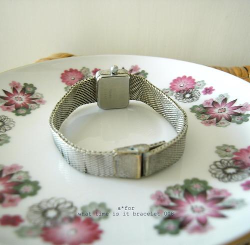 what time is it bracelet 008