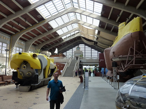 Cherbourg France Submarine Museum (3)