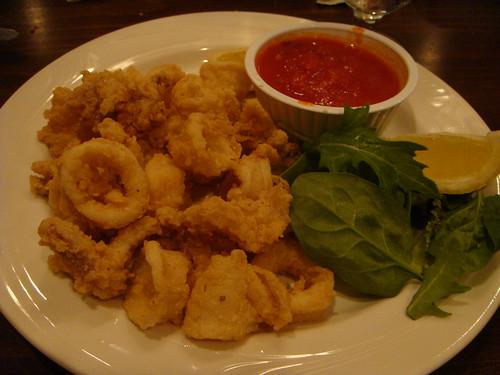 Magna Ristorante - Fried Calamari