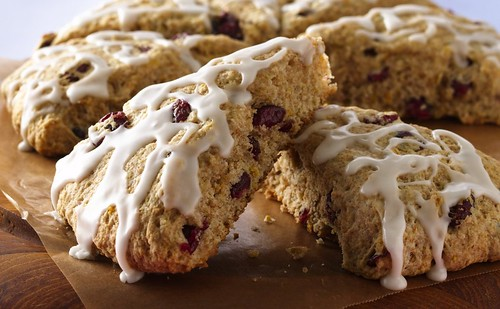 Easy Cranberry-Orange Scones Recipe