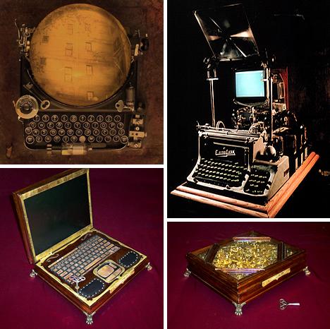 steampunk komputer