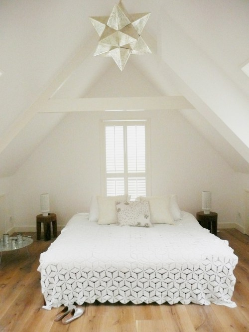 A Beautiful Bed