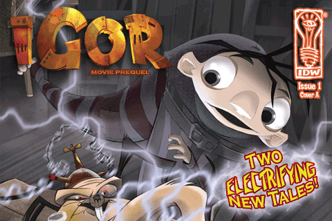 Igor: Movie Prequel 1 for iPod touch & iPhone