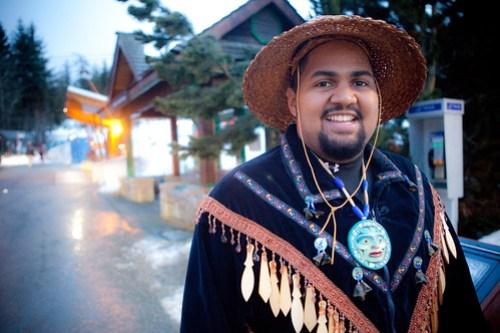 Willie Lewis - Squamish Nation