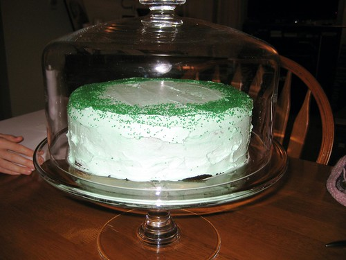 birthday cake, pt.2