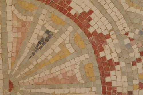 Mosaicos en Madaba.