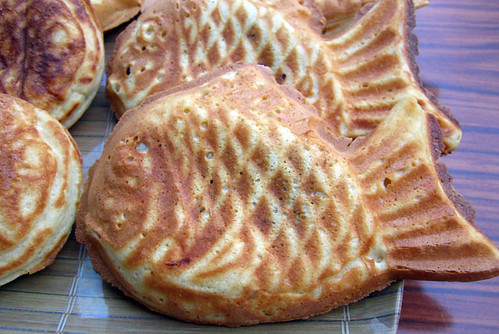 taiyaki waffle