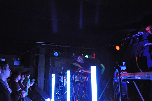 Washed Out, Small Black @ Mercury Lounge, 3/7/10