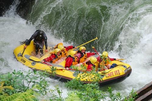 Rotoura Rafting! 9