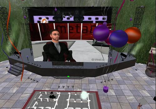 SL: Metanomics 100th