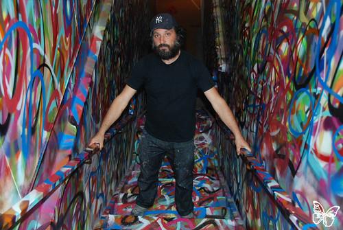 Mr Brainwash ICONS REMIX NYC